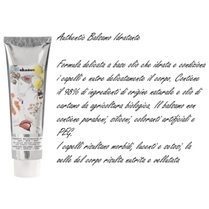 Authentic formula LINEA BIOLOGICA AL 98% DELICATO PER CAPELLI E CORPO