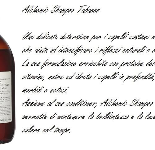 Alchemic system RINFRESCA IL TUO COLORE AD OGNI LAVAGGIO